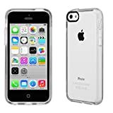 Speck Gemshell Hard Case for iPhone 5c - Speck Retail Packaging - Clear See-Through