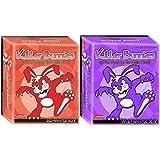 Killer Bunnies Red Violet Booster Set