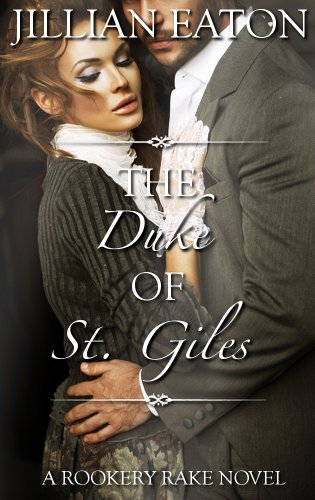 book cover of The Duke of St. Giles