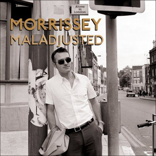 CD : Morrissey - Maladjusted (Holland - Import)