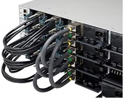 Amazon com: Cisco STACK-T1-50CM Stackwise Cable for Catalyst