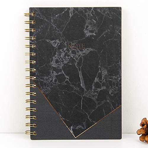 Grayboard Hardcover A5 Notebook,Spiral Journal Notebook,6.1