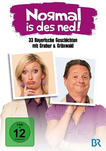 normal is des ned 33 bayerische geschichten mit gruber gr nwald film hnliche filme. Black Bedroom Furniture Sets. Home Design Ideas