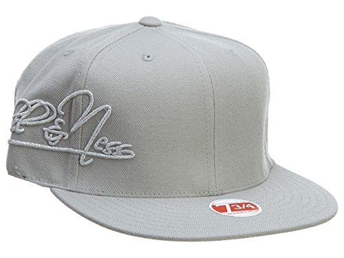 Mitchell & Ness Fitted Hat Mens Style: HAT760-GREY Size: 8