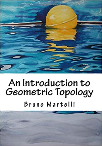 Book An Introduction to Geometric Topology
