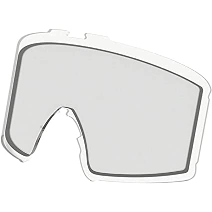 837218da6862 Oakley Line Miner XM Adult Replacement Lens Snowmobile Goggles Accessories  - Clear Medium