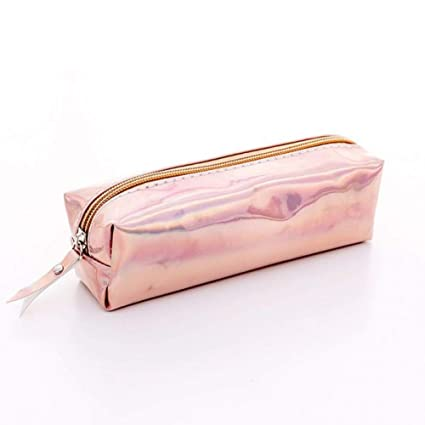 Amazon.com : KKXXOP Laser School Pencil Case Estuche Escolar ...