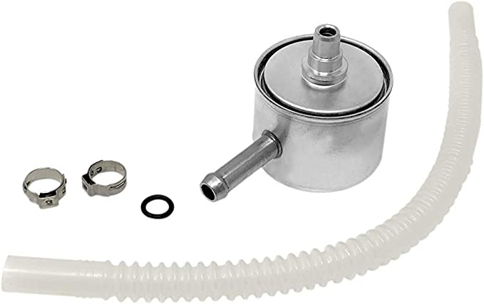 Heritage Springer FPF Fuel pump W//Seal and Regulator for Harley Davidson 02-07 Softail Heritage Classic Fat Boy