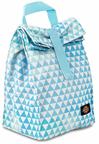 Dickies Canvas Lunch Sack Casual Daypack, Cloud Triangles, One Size