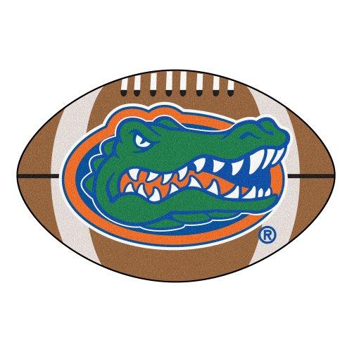 FANMATS NCAA University of Florida Gators Nylon Face Footbal