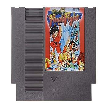 Amazon.com: Final Fight 72 Pin 8 Bit Game Card Cartridge for ...