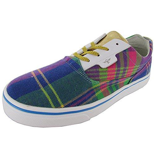 Creative Recreation Mens Rocco Fashion Sneaker Shoe Madras Malibu dYrX48a