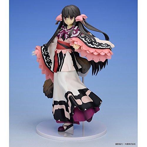 1/7 Scale Figure 01 The One Being Sung Utawarerumono Itsuwari no Kamen Rurutie Regular Edition Character Collectable Model Tsukuru (no) mori