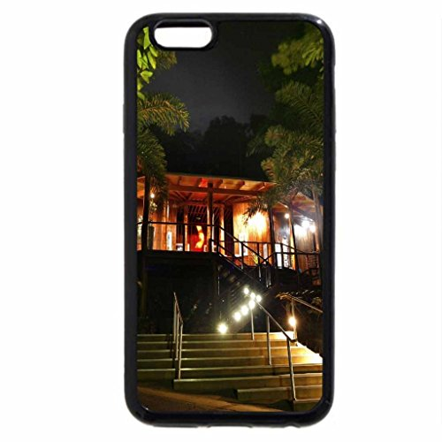 iPhone 6S / iPhone 6 Case (Black) Coconut Beach Resort, Key West