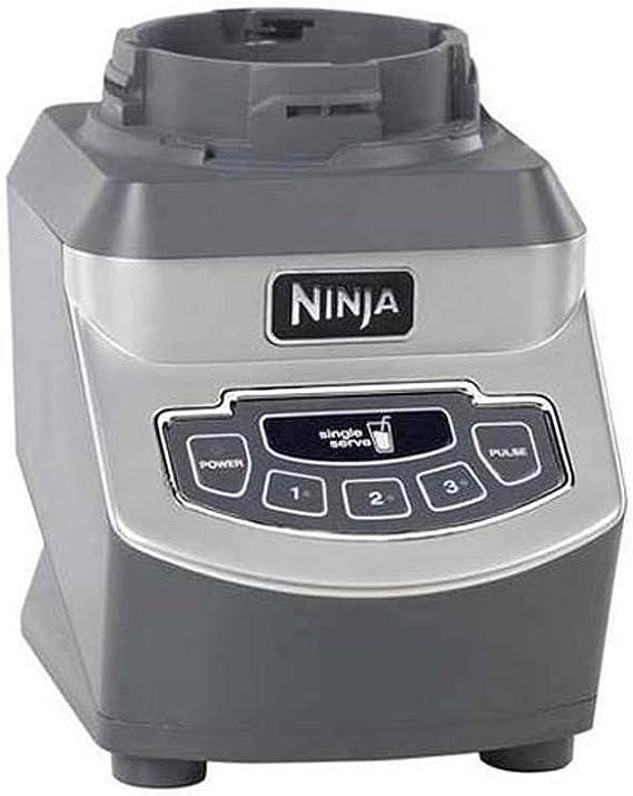 Amazon.com: Ninja BL660WM Batidora de vaso Plata (Renovado ...