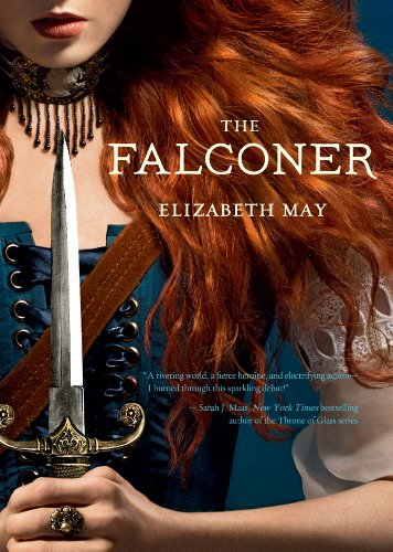 The Falconer: Book One of the Falconer Trilogy by [May, Elizabeth]