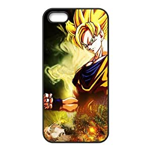 CTSLR Anime & Cartoon Series Protective Snap-on Hard Back Case Cover for iphone 5/5s - 1 Pack - Dragon Ball Z, Super by runtopwell