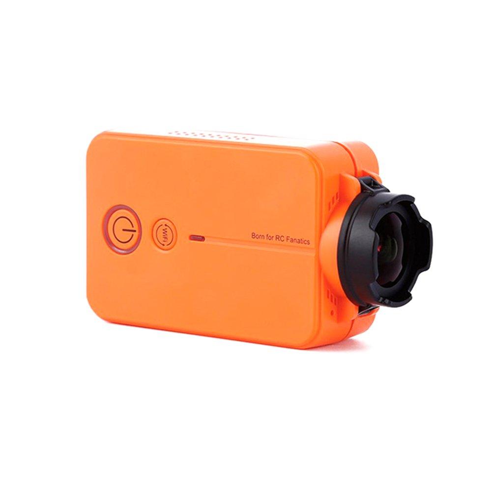 Dxlta HD 1080P Kamera Light Weight Verschleißfeste Durable Orange Für RC Drone FPV Quadcopter
