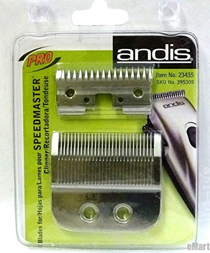 Price comparison product image ANDIS SPEED MASTER BLADE SET #23435 Replacement Hair Clipper PM-1