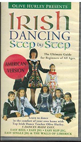 Olive Hurley Presents Irish Dancing Step by Step, Vol. 1
