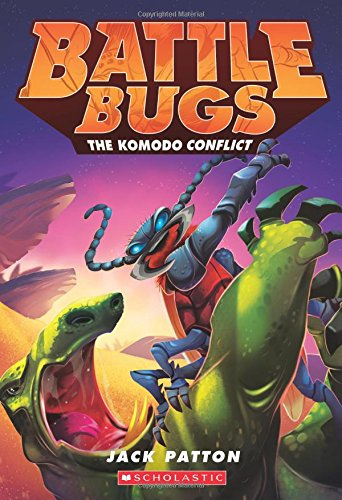 The Komodo Conflict (Battle Bugs #6)
