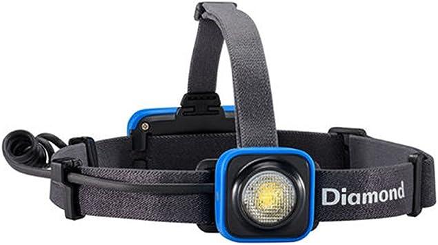 Black Diamond Linterna de cabeza para senderismo / Recargable por ...