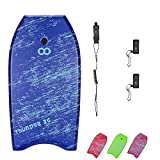 Best Body Board For Kids - WOOWAVE Bodyboard 36-inch/41-inch Super Lightweight Body Board Review