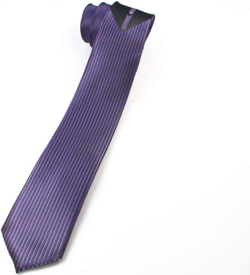 QEHWS Corbata Patchwork Slim Tie Ties para Hombres Fiesta De Boda ...