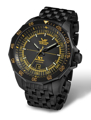 Vostok Europe Men's Watches NH25A-2254151b - Rocket N1 NH25