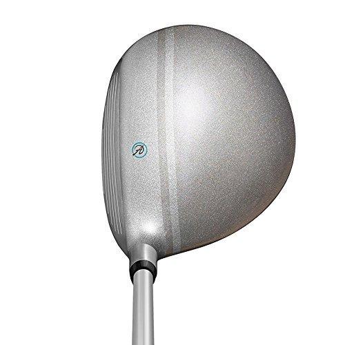 """Adams Golf Women's M2657503 Golf Fairway Wood, Right Hand, Ladies Flex, 5 Loft, 41"""", Graphite, Blue M2657503"""