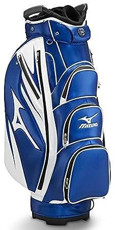 Bolsa de Golf Mizuno Tour Staff azul/blanco: Amazon.es ...