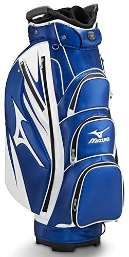 Bolsa de Golf Mizuno Tour Staff azul/blanco: Amazon.es ...