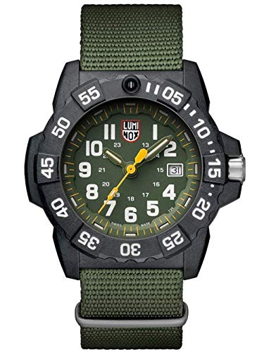 LUMINOX Navy Seal 3517.NQ.Set Swiss Quartz Water Resistant to 200 Meters