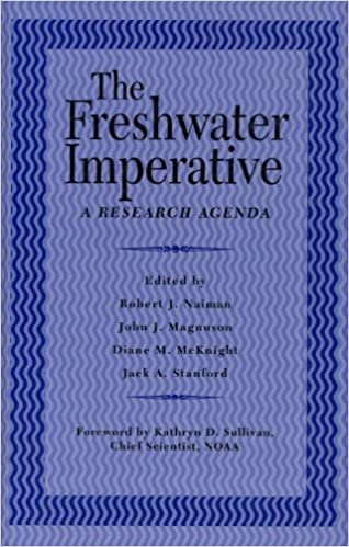Gratis ebook mobile downloads The Freshwater Imperative: A Research Agenda PDF by Robert J. Naiman,John J. Magnuson