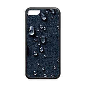 Creative Water Foot Print Cell Phone Case For Iphone 5C