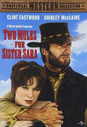 26d659c3bc4a Amazon.com  Two Mules For Sister Sara  Clint Eastwood