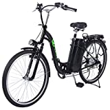 Goplus 26' 250W Electric Bicycle Sporting Powered e-Bike 36V Lead Acid...