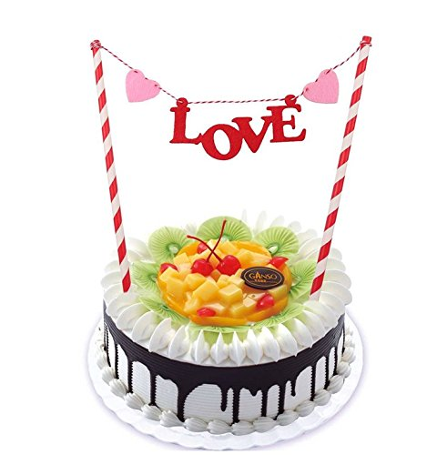 1 set Happy Birthday Cupcake Topper Bunting Flags Picks Kids Birthday Party Wedding Baby Shower Cake Baking Decoration
