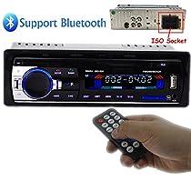 PolarLander - Radio de coche de audio USB / SD / MP3 Receptor