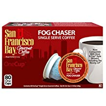 San Francisco Bay Fog Chaser Coffee, 80 Count