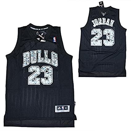 NBA Camiseta Tirantes Michael Jordan – Chicago Bulls – Edición Especial, Large