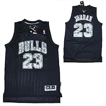 Camiseta de Tirantes de la NBA, de Michael Jordan de los Chicago Bulls – Edición Especial de tamaño pequeño: Amazon.es: Deportes y aire libre