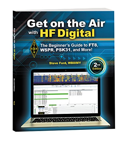 Edition Digital Book - Get on the Air with HF Digital 2nd Edition