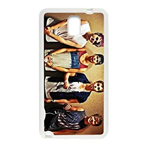 Happy 5 Seconds Of Summer Hot Seller Stylish Hard Case For Samsung Galaxy Note3