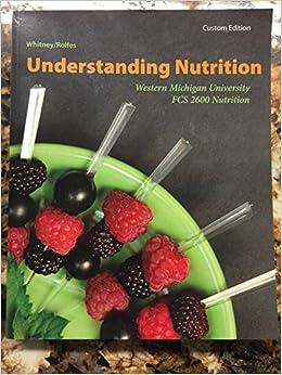 understanding nutrition 14th edition
