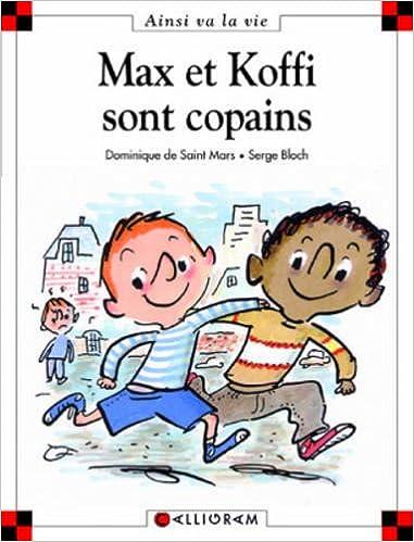 Livres gratuits en ligne Max et Koffi sont copains pdf