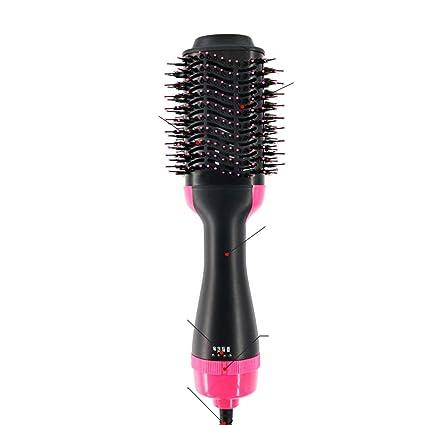 Secador de cabello Rizador automático Secador de cabello Cepillo Alisador de cabello Entrada 220-240V