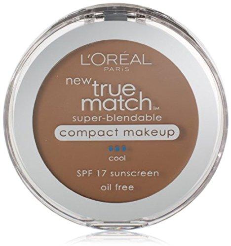 - L'Oreal True Match Super-Blendable Compact Makeup, Soft Sable [C6], 0.30 oz (Pack of 4)