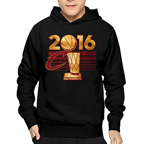 LeBron James Cleveland Cavaliers 2016 Finals Champions Mens'Sweatshirt No Fleece