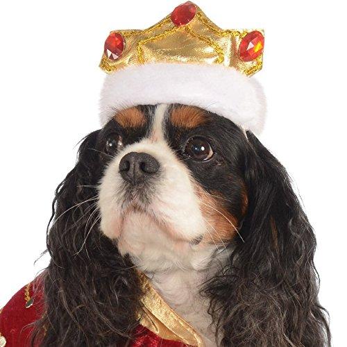 Rubie's Pet Costume, Medium, Red King by Rubie's (Image #2)